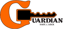 Guardian Safe And Lock Logo
