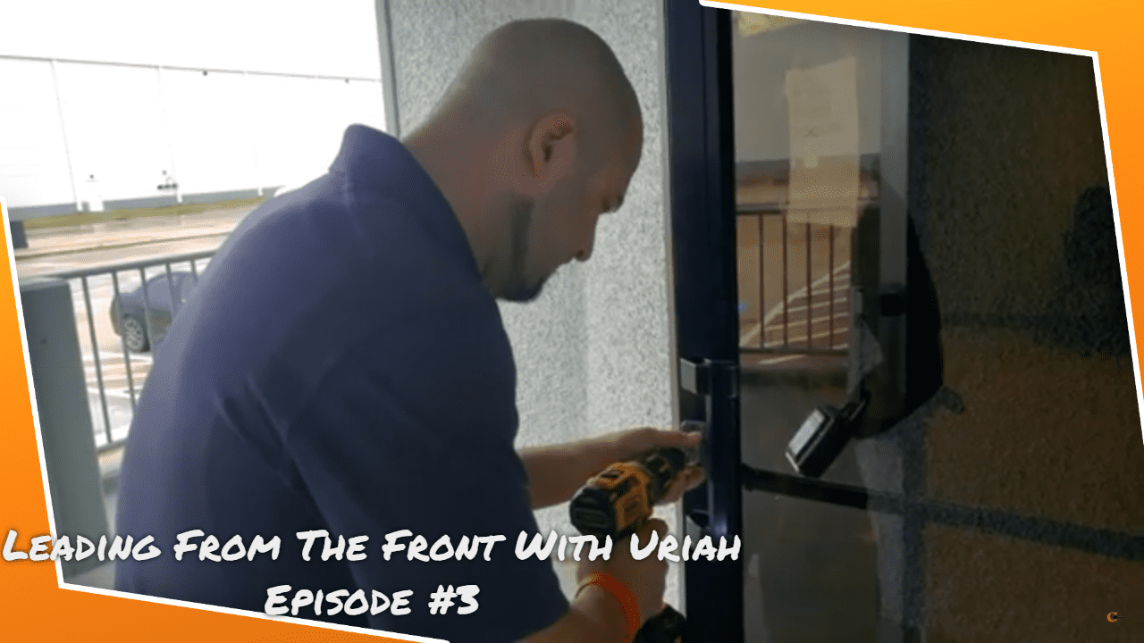 Drilling Out Best IC Cores | Leading From The Front With Uriah | Episode #3