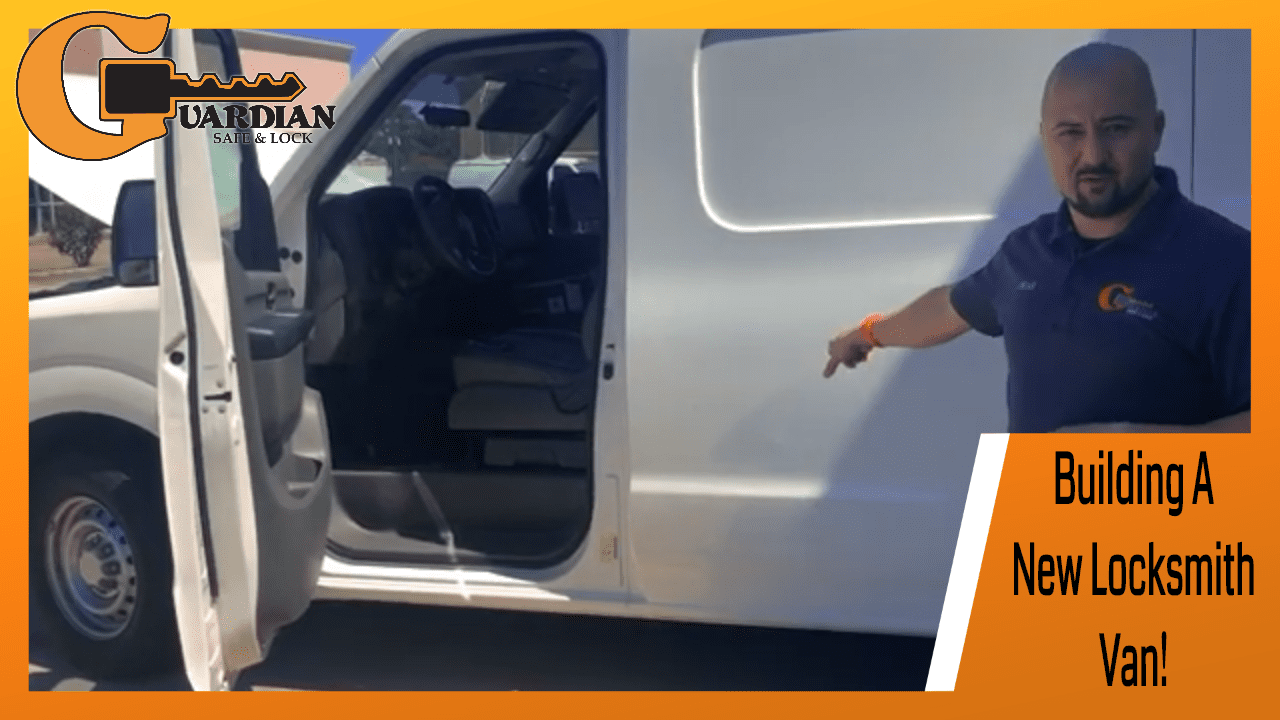 Building A New Locksmith Van | GSL Vlog & How-To