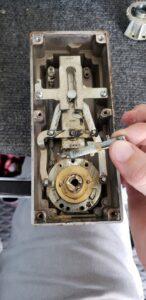 Simplex Lock Repair