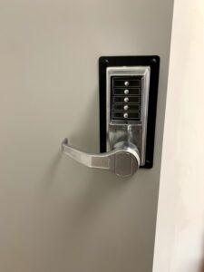 Simplex Lock